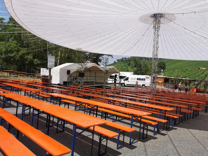Weinbergfest Beilstein 2019 mit Meier Eventservice