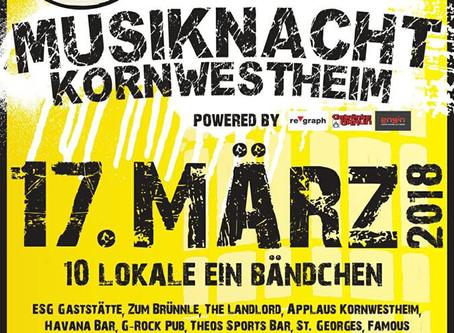 Musiknacht in Kornwestheim