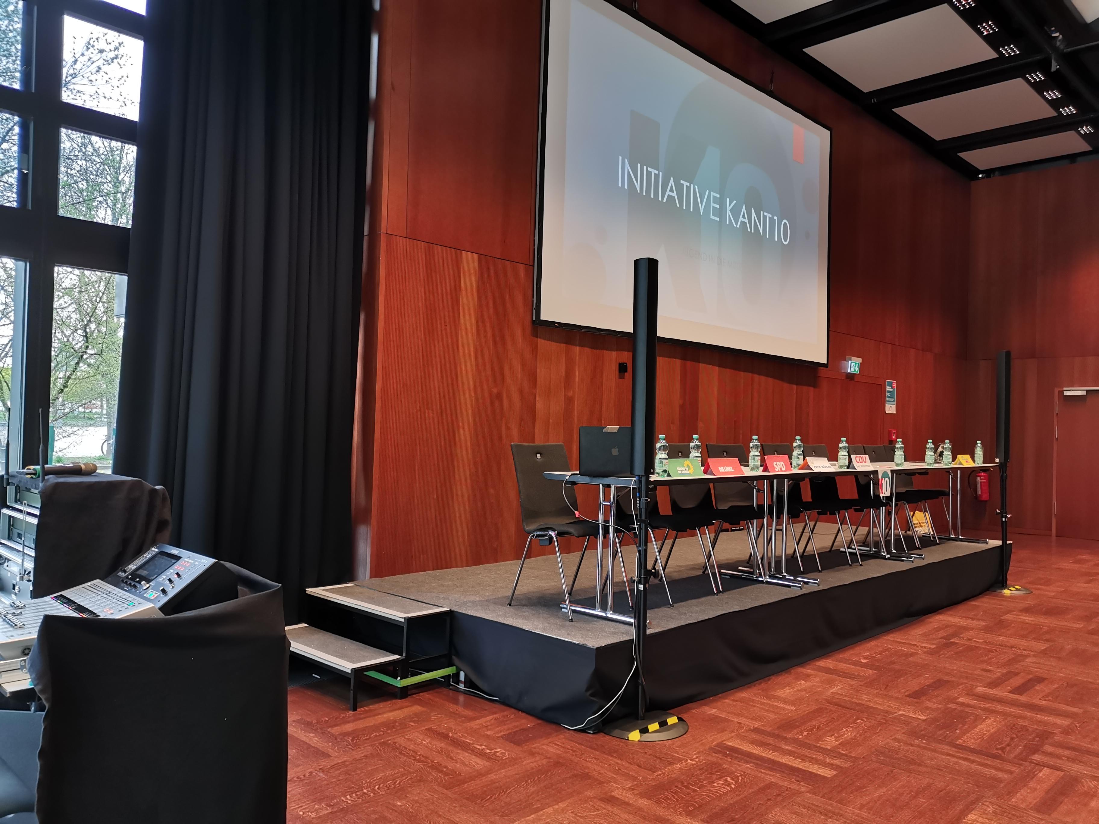 Podiumsdiskussion Kornwestheim
