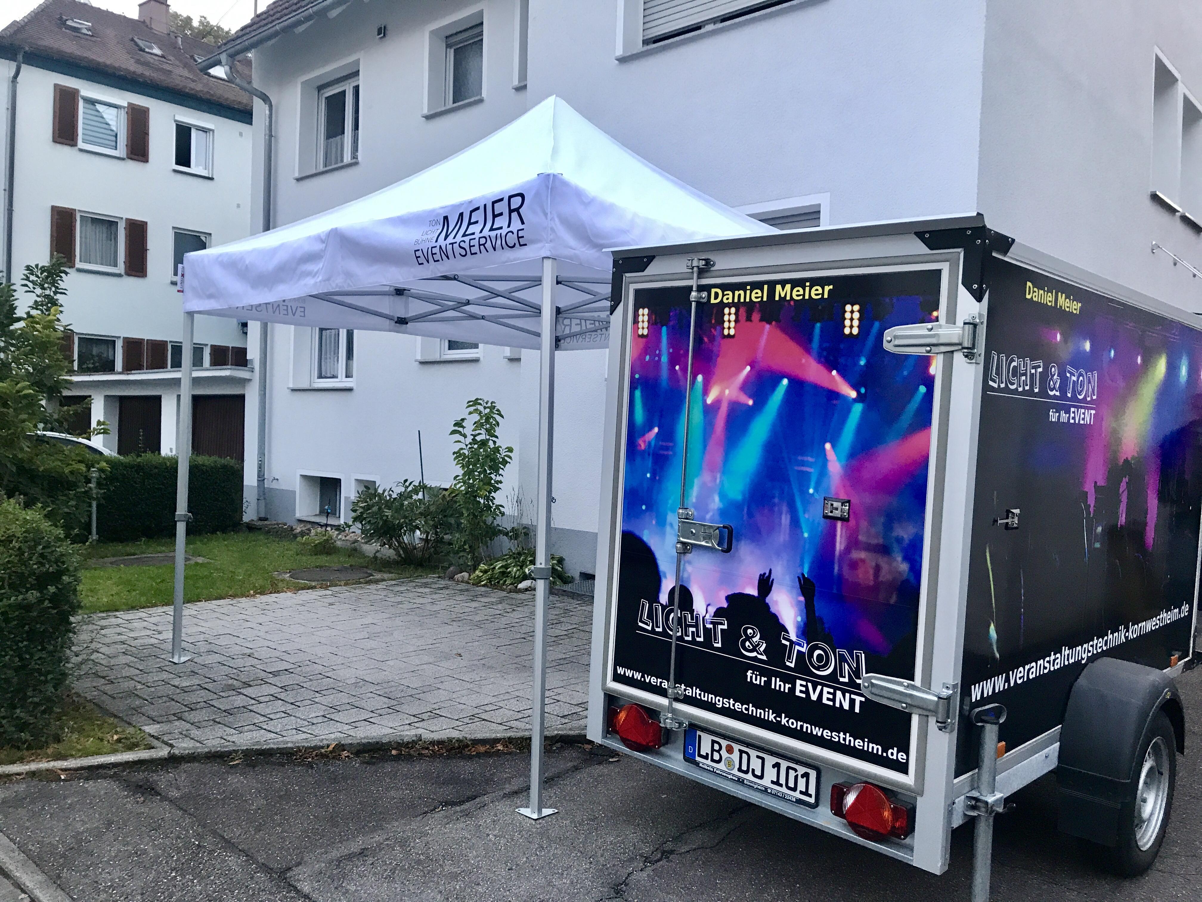 Anhänger | DJ & Eventservice Meier