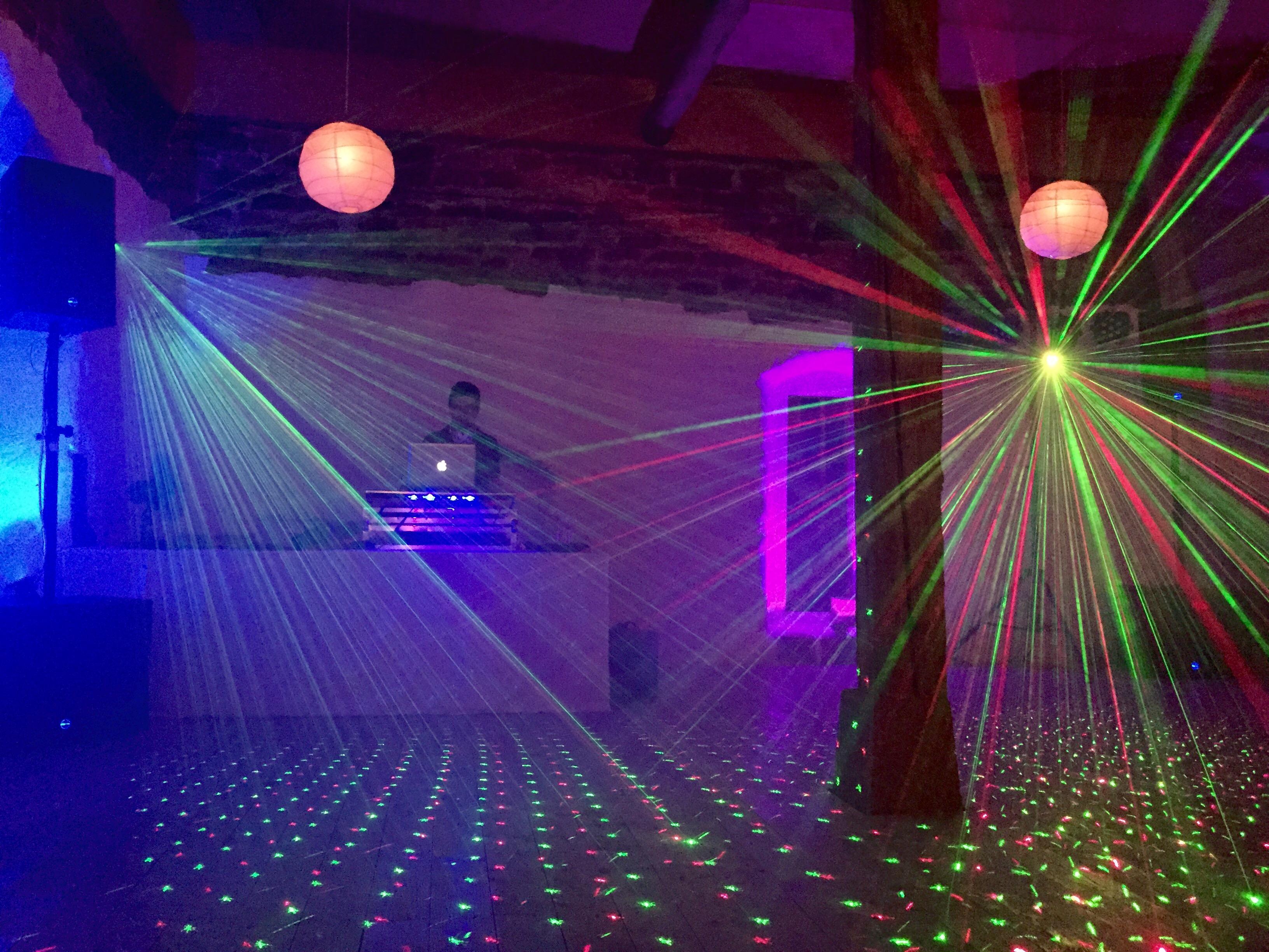 DJ CL-Shorty, Geburtstags DJ, Feier