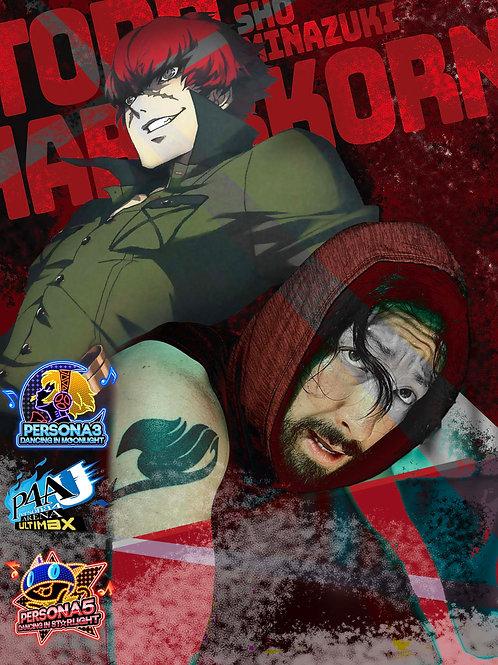 Persona #1 Sho Minazuki