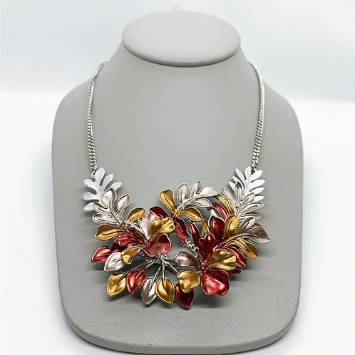 Falling For Autumn Necklace