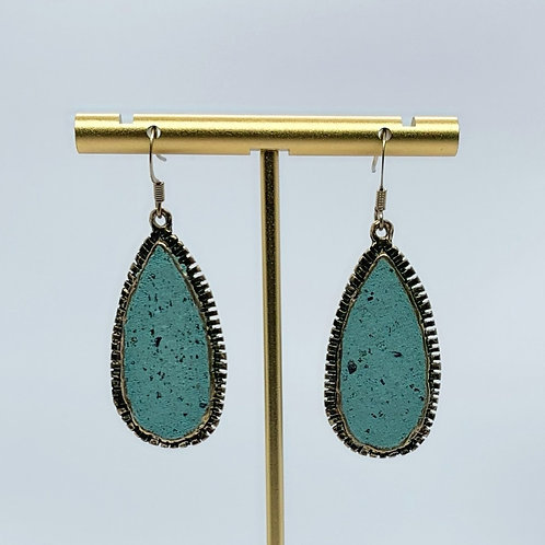 A Day To Jump In Puddles Earrings