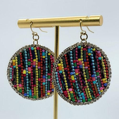 Color Me Rainbow Earrings