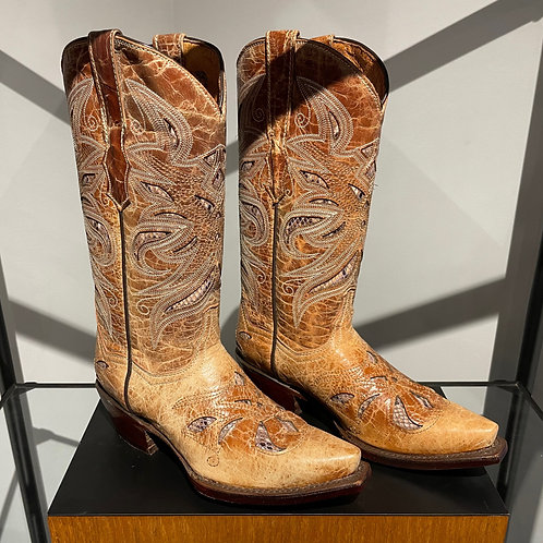 Western Tall Boot