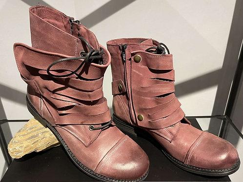 Bordo Leather Boot