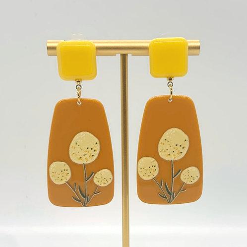 Dandelion Dream Earrings