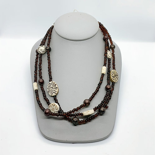 Off To Venture Necklace
