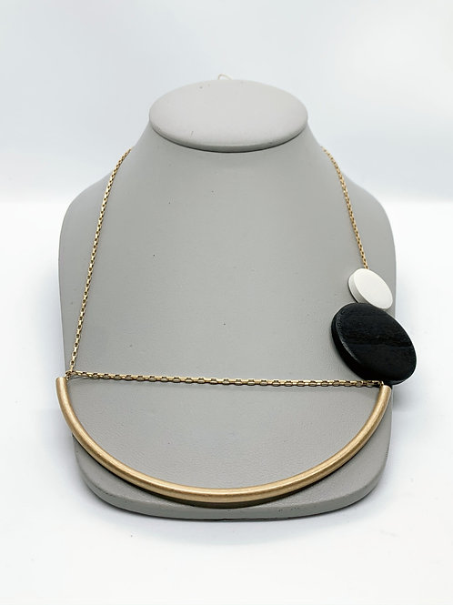 Circle Up Necklace