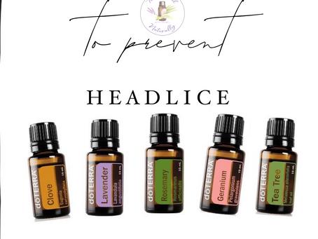 Essential Ōils To Prevent Headlice