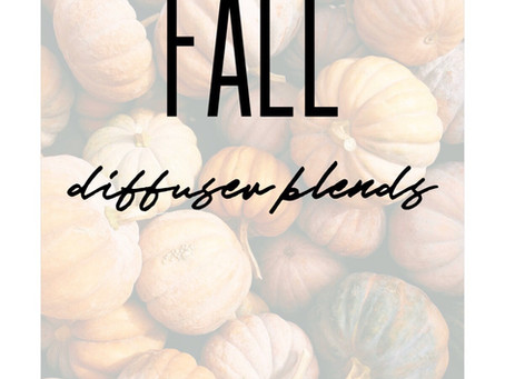 All The Fall Smells, Naturally!