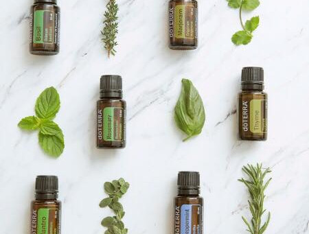 Why Herbal Oils Aren't Just For Cooking