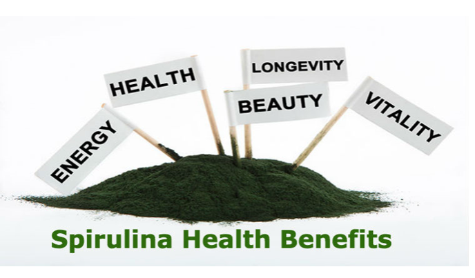 Spirulina Powder & why you need it