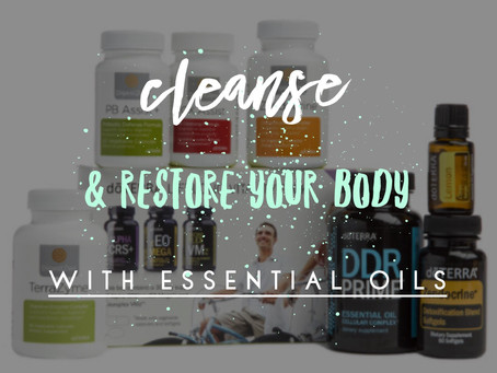 Cleanse & Restore your body