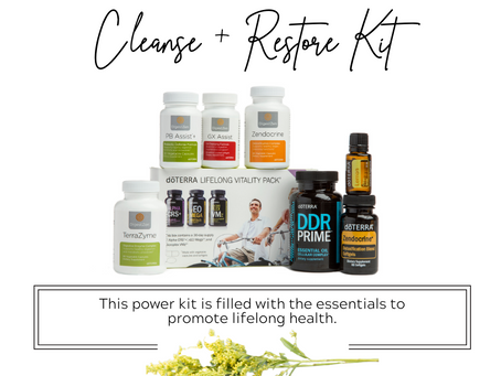 Cleanse + Detox Your Body Safely