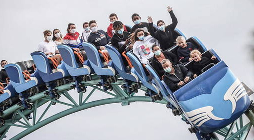 Pass Sanitaire : quelles règles dans les parcs d'attractions Français ?