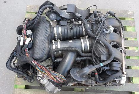 Двигатель Бокстер