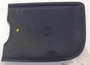 Крышка правого подкапотного пластика (бачка расширительн) Б/У