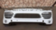передний бампер порше кайен 958