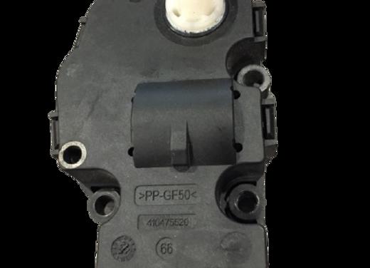 Моторчик привода заслонки печки (торпеды) сервопривод Кайен 958 Б/У