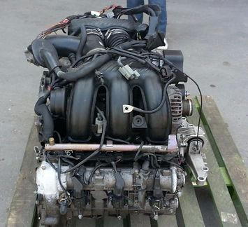 boxter двигатель