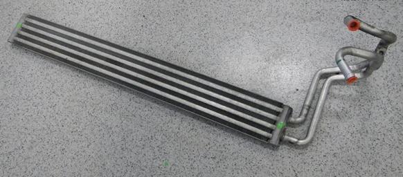радиатор гур для porsche