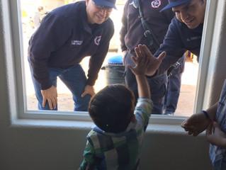 Mesilla Valley Habitat for Humanity's 911 Build