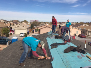 Mesilla Valley Habitat for Humanity's 911 Build 2014