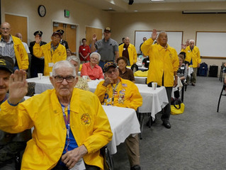 Honor Flight of Southern New Mexico (HFSNM) is preparing for Mission 10 next month
