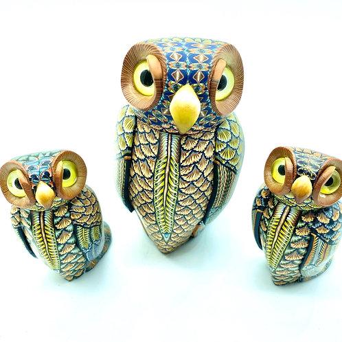 Momma Owl - FCMO