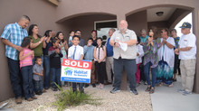 Habitat Homes Dedicated to Four Local Families