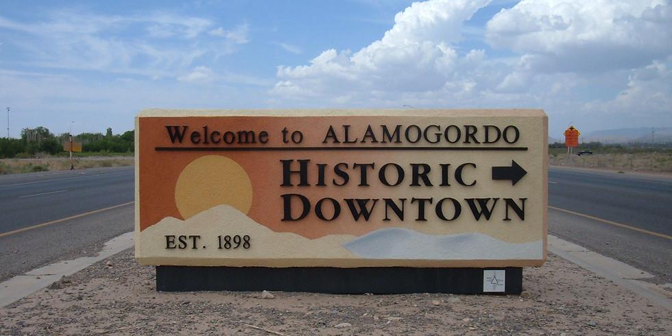 Alamogordo Meeting