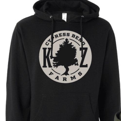 Cypress Bend Hoodie (Black)