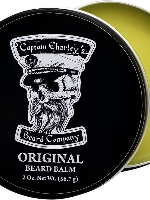 Captain Charley's Beard Balm - Original