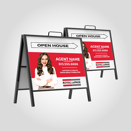 OPEN HOUSE INSERTS