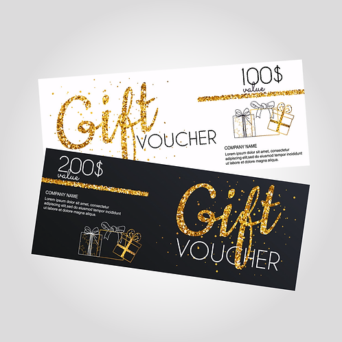 LUXURY GIFT CERTIFICATES