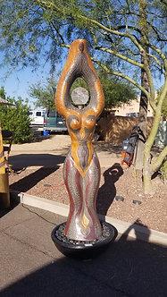 Persimmon Priestess