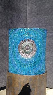 Blue/Bronze Radiance