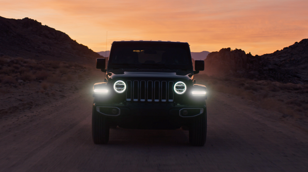 Jeep Wrangler (commercial)