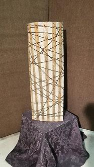 Vertical Striped Morph Vessel