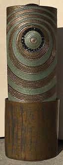 Bronze/Green Radiance