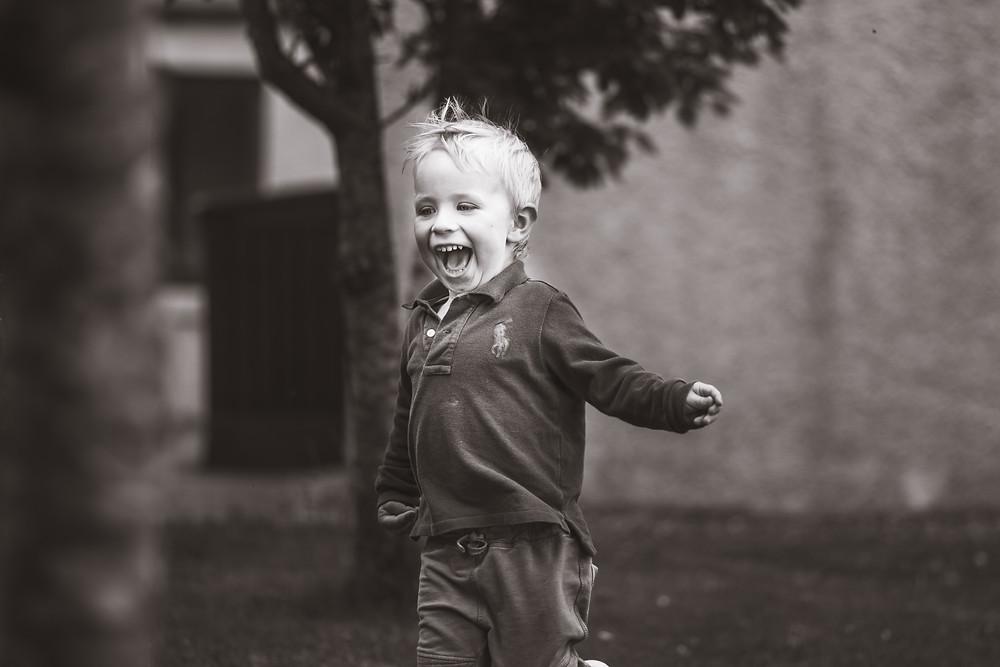 Joy, running child, world cup 2018, childhood photography