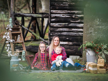 Christmas Specials Photo Sessions 2018 - The Reveal | Aberdeen Family Photographer
