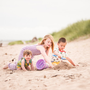 The Faces and Prints of Mollie&Moo - Summer Campaign Reveal! | Aberdeen Family Photographer
