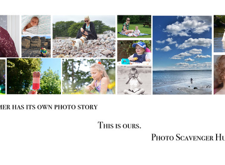 Mrs. Monday Motivator + Photo Scavenger Hunt Grid 3 | Aberdeen and Aberdeenshire Family Photographer
