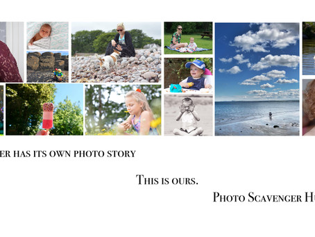 Mrs. Monday Motivator + Photo Scavenger Hunt Grid 3 | Aberdeen and Aberdeenshire Family Photographer