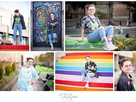 Aberdeen Personal Brand Photographer   Artisan Headshot Minis Event