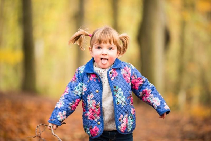 best-aberdeen-family-children-photographer-stonehaven-girl-running-outdoors-in-dunnottar-woods