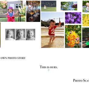 Summer Photo Scavenger Hunt - Week 1 Grid | Aberdeen and Aberdeenshire Family Photographer